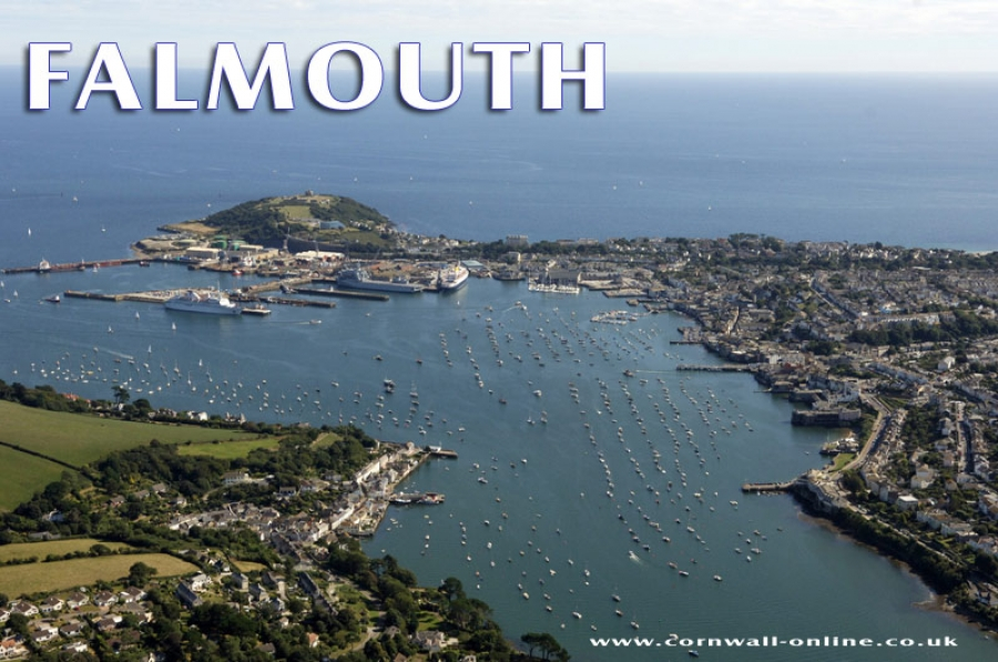 Greetings from Falmouth!